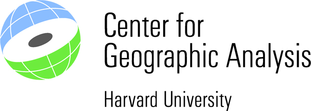 Center for Geographic Analysis Logo
