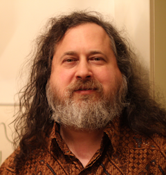 Dr. Richard Stallman Photo