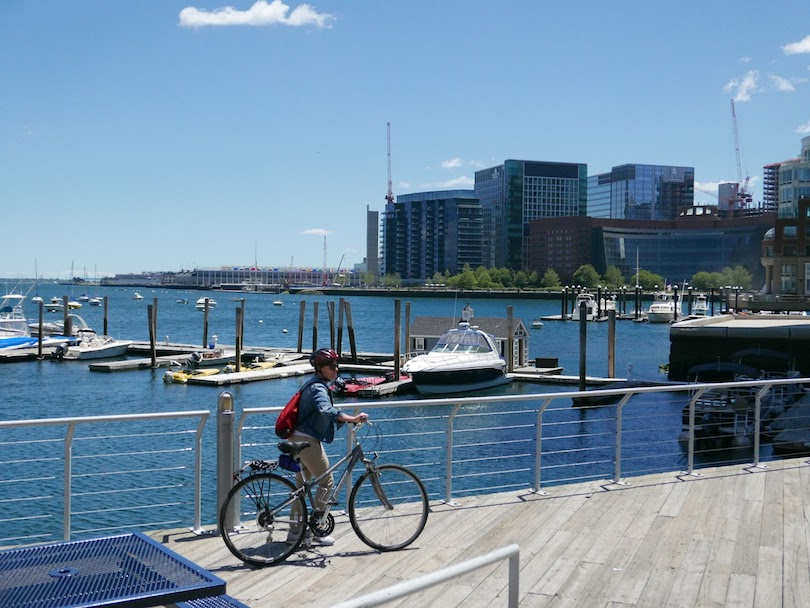Boston Harborwalk
